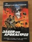 Jäger der Apokalypse Full Uncut Edition DVD Cover A Hartbox