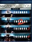 TREMORS Collection 4x Blu-ray Box Raketenwürmer 1-4