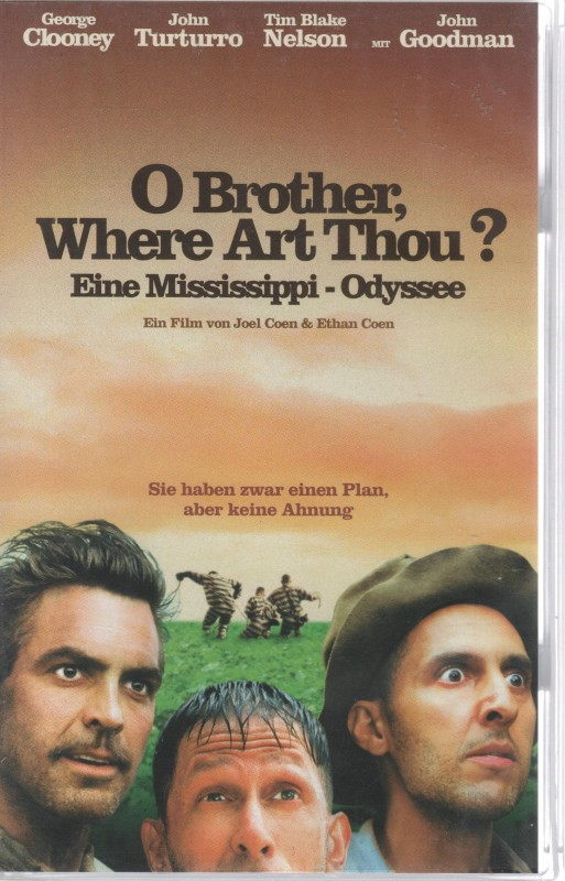 O Brother, Where Art Thou? - Eine Mississippi-Odyssee(31845)