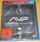 Alien vs. Predator & Aliens vs. Predator 2 Blu-ray Neu & OVP