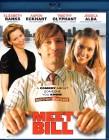 MEET BILL Blu-ray - Aaron Eckhart Jessica Alba - klasse Spaß