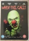 When evil calls - uncut DVD - Splatter Gore Geheimtip