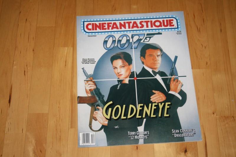 Cinefantastique - Ausgabe 12/1995