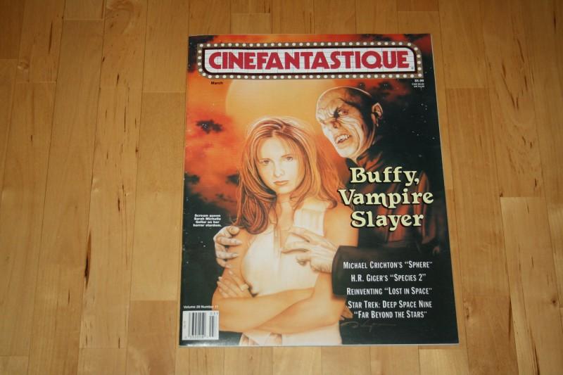 Cinefantastique - Ausgabe 03/1998