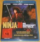 Ninja III - Die Herrschaft der Ninja Blu-ray