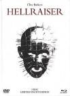 HELLRAISER 1 MEDIABOOK LIM 2 DISC EDITION BLU RAY UNCUT! RAR