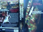 Naked Weapon ... Maggie Q., Andrew Lin  ...  VHS ... FSK 18