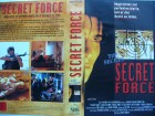 Secret Force ... Justin Lazard  ...  VHS ... FSK 18
