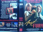 Angel of Fury ... Cybthia Rothrock  ...  VHS ... FSK 18