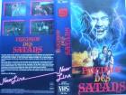 Friedhof des Satans ...  VHS  ... FSK 18