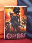 Go for Break (1985) AMS [Gr. Hartbox LE 3/33] NEU!