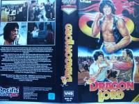 Dragon Lord ... Jackie Chan   ...  VHS