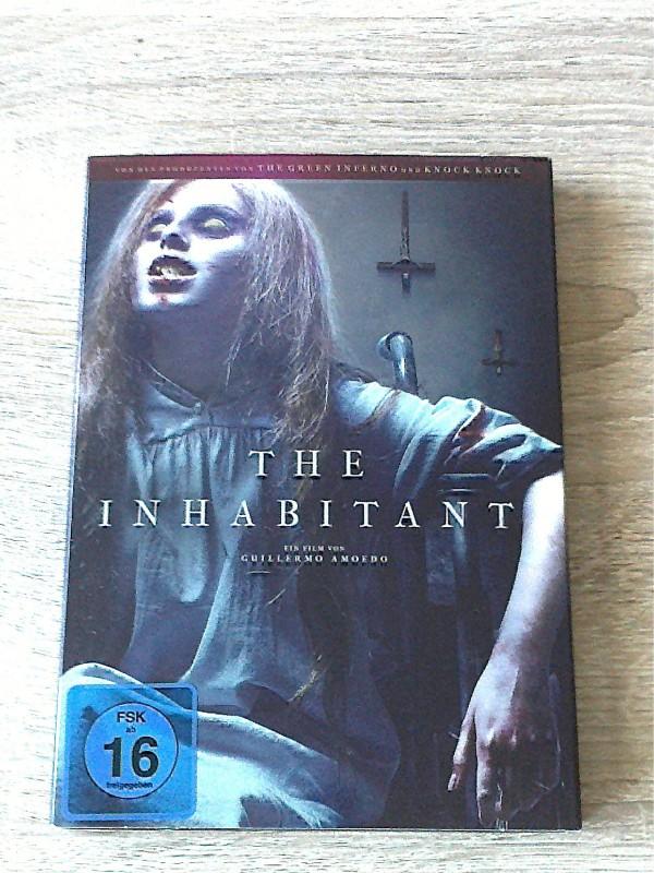 THE INHABITANT(EXORZIST,DONT BREATHE)DVD IM SCHUBER UNCUT