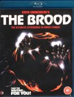 THE BROOD Blu-ray David Cronenberg Klassiker Import Die Brut