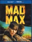 MAD MAX Fury Road - Blu-ray Tom Hardy Charlize Theron SciFi
