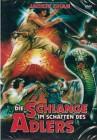 Jackie Chan - DIE SCHLANGE IM SCHATTEN DES ADLERS - DVD