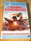 Der Mann von Hongkong DVD Große Hartbox Retrofilm OVP