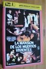 La Mansion de los muertos vivientes - Jess Franco Hartbox