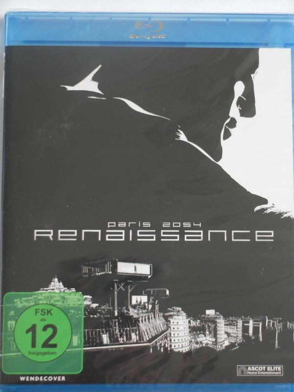 Renaissance - Paris 2054 - Action High Tech Animation