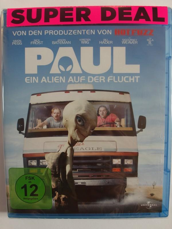 Paul - Ein Alien auf der Fucht - Außerirdische - Nick Frost
