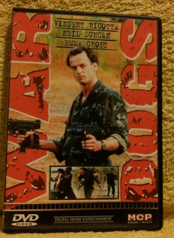 WAR DOGS Erstausgabe DVD Uncut