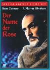 Der Name der Rose - 2-Disc Special Edition DVD fast NEUWERT.