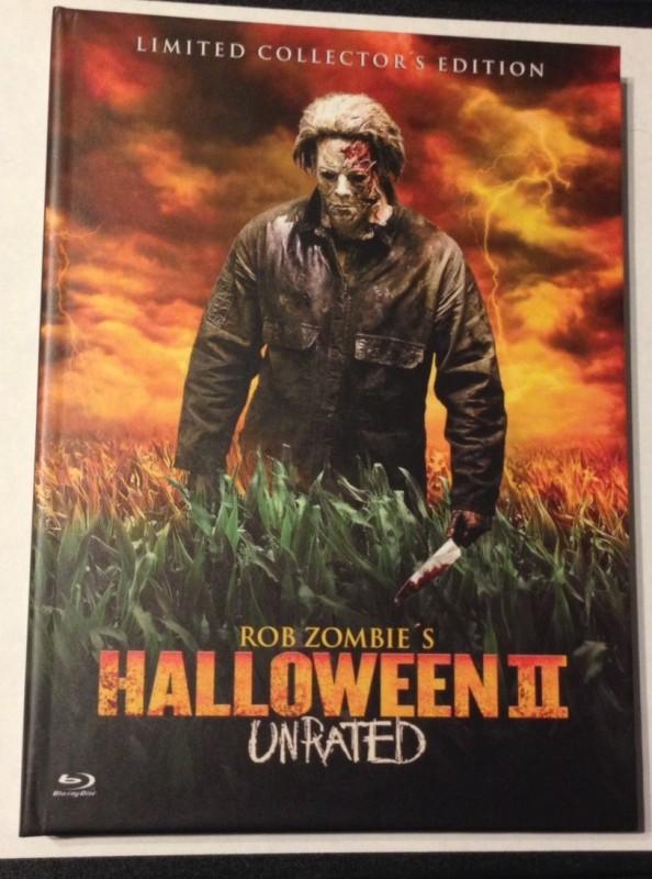 Halloween 2 Mediabook