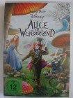 Alice im Wunderland - Walt Disney, Johnny Depp, Tim Burton