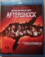 Aftershock BLU RAY