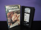 Teenage Monster * VHS * UK-Tape