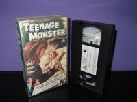 Teenage Monster * VHS * UK-Tape