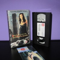 Blood from the Mummy´s Tomb * VHS * Hammer / Valerie Leon