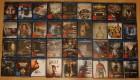 Horror Bluray Sammlung Set Paket Horror über 80 Blurays