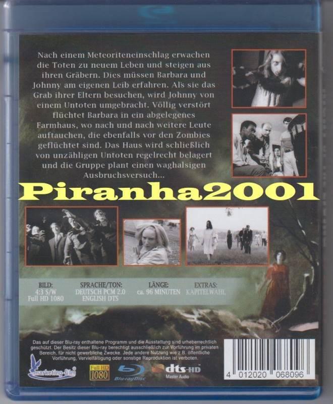 Die Nacht der lebenden Toten - FULL UNCUT - Romero - Krass