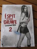 I SPIT ON YOUR GRAVE2   Mediabook  OOP Cover A Neu