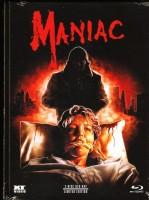Maniac XT 2 Disc Mediabook 666 Limitierte Auflage rar