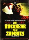 Die Rückkehr der Zombies Mediabook 4-Disc Cinestrange Extrem