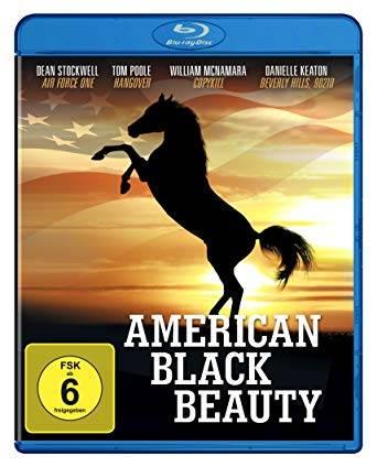 2  x American Black Beauty (Blu-Ray), OVP