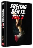 Freitag der 13 Teil 2 Mediabook Cover B