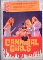 CANNIBAL GIRLS - MEDIABOOK - DVD+BLU-RAY - UNCUT - OVP!!!