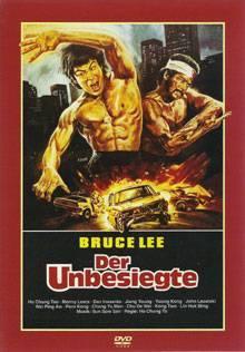 BRUCE LEE - DER UNBESIEGTE - BRUCE LI - UNCUT - OVP!
