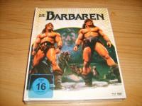 Die Barbaren (1987) (Ltd. 2 Disc Mediabook) Neu! OOP!