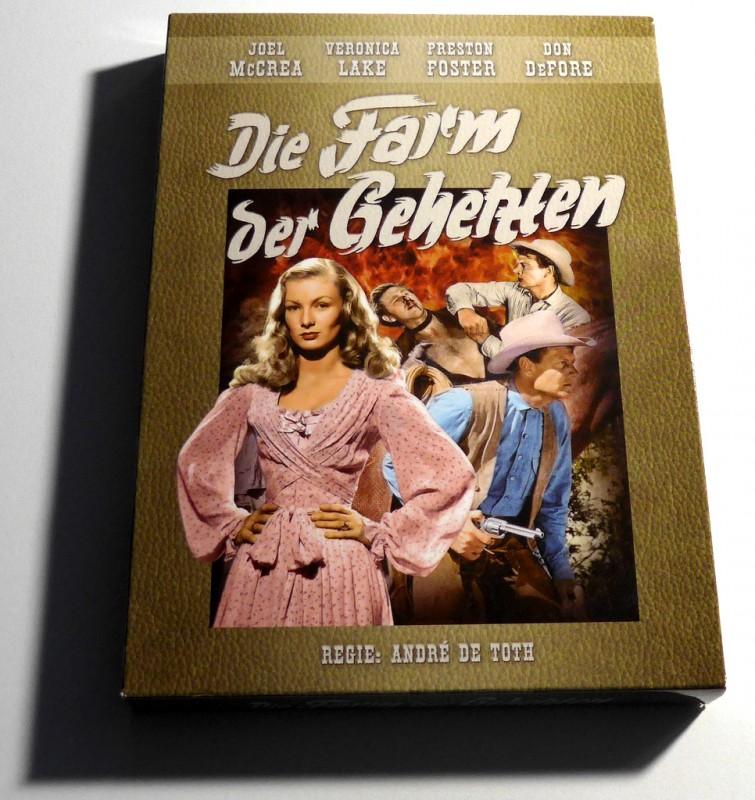 Filmjuwelen: Die Farm der Gehetzten # Western # FSK16