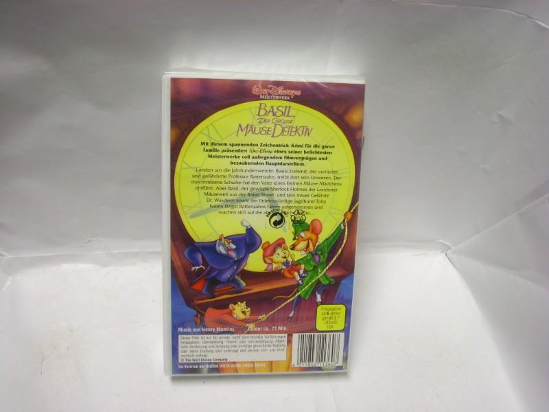 2789) Walt Disneys Basil , Der grosse Mäuse Detektiv