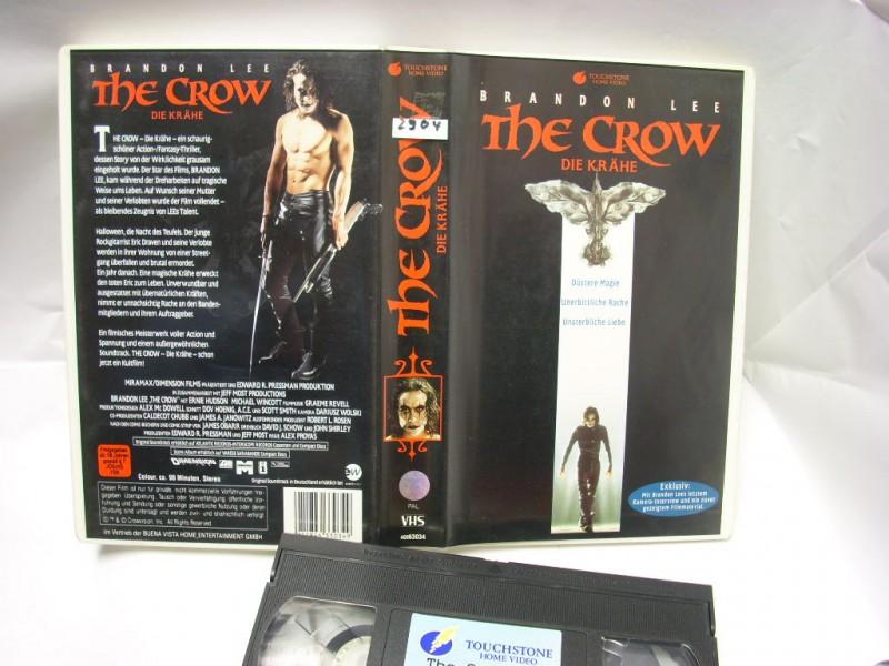 2904) The Crow mit Brandon Lee