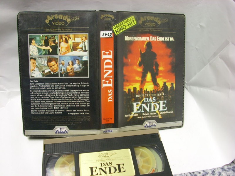 2762) Das Ende Arcade Video