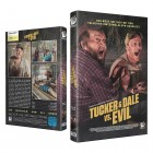 Tucker and Dale vs Evil - gr. Hartbox (Blu Ray) NEU/OVP