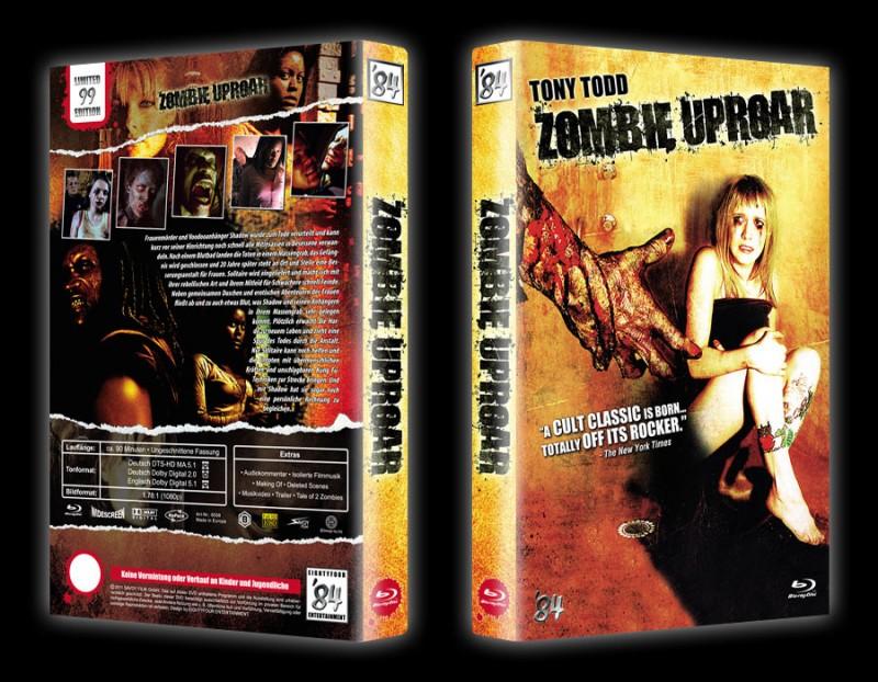 Zombie Uproar (Große Hartbox BR '84) NEU ab 1€