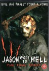 JASON GOES TO HELL Import uncut Freitag der 13. Teil 9
