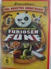 Die Geheimnisse der furiosen Fünf - Panda Po kann Kung Fu